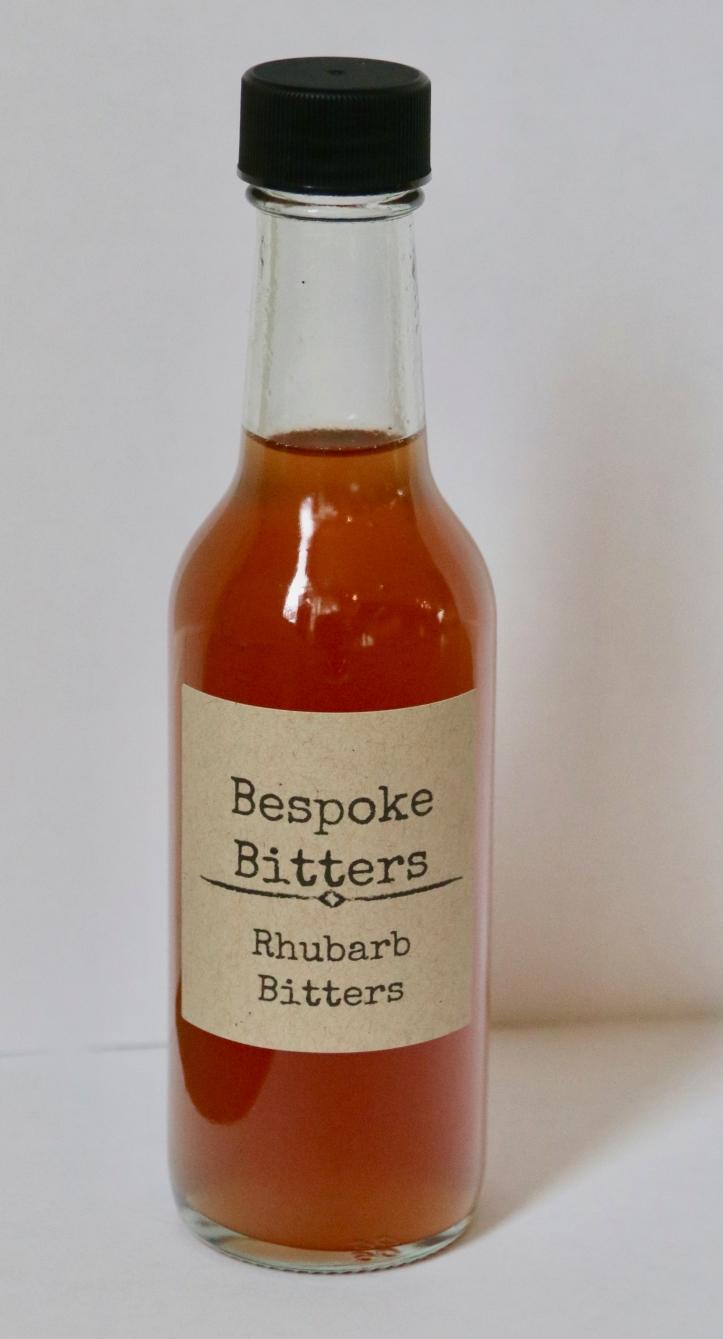 Rhubarb Bitters Recipe Bespoke Bitters Co